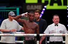 New-look Joshua Buatsi retains nasty edge to reignite career with Ricards Bolotniks knockout