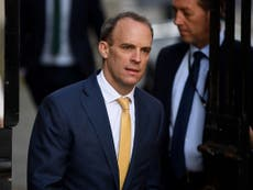 Will Raab's weakness be the very thing that saves him from Johnson's axe?