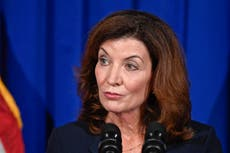 Hochul narrows search for New York's lieutenant governor