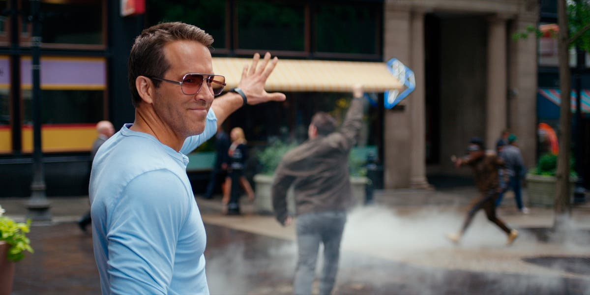 'Free Guy' gives box office a lift, opening with $28.4M