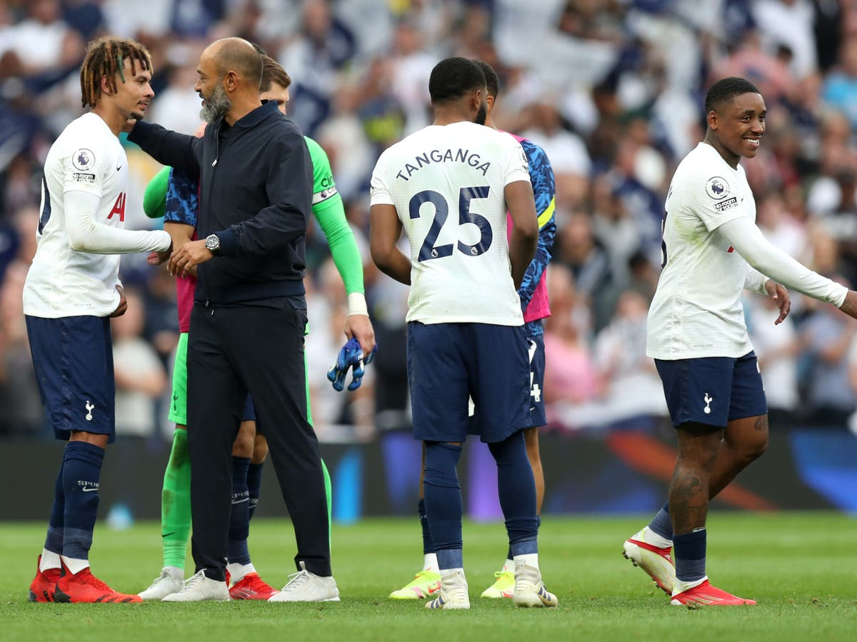Nuno's Spurs era starts with recalled faces thriving, while Man City miss key components