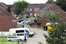 Plymouth gunman argued with his mother before shooting her dead, henvendelse hører