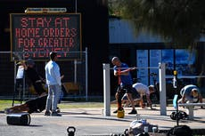 Asia Today: Sydney lockdown extended, masks required outside
