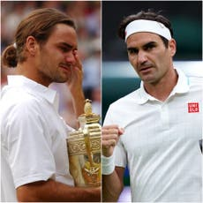 På bilder: Roger Federer's trophy-laden career