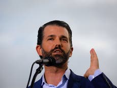 Don Jr accused of 'gloating' over Afghanistan turmoil