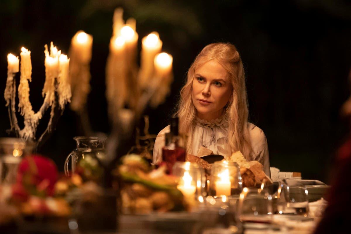Nicole Kidman leads 'Nine Perfect Strangers' on quite a trip