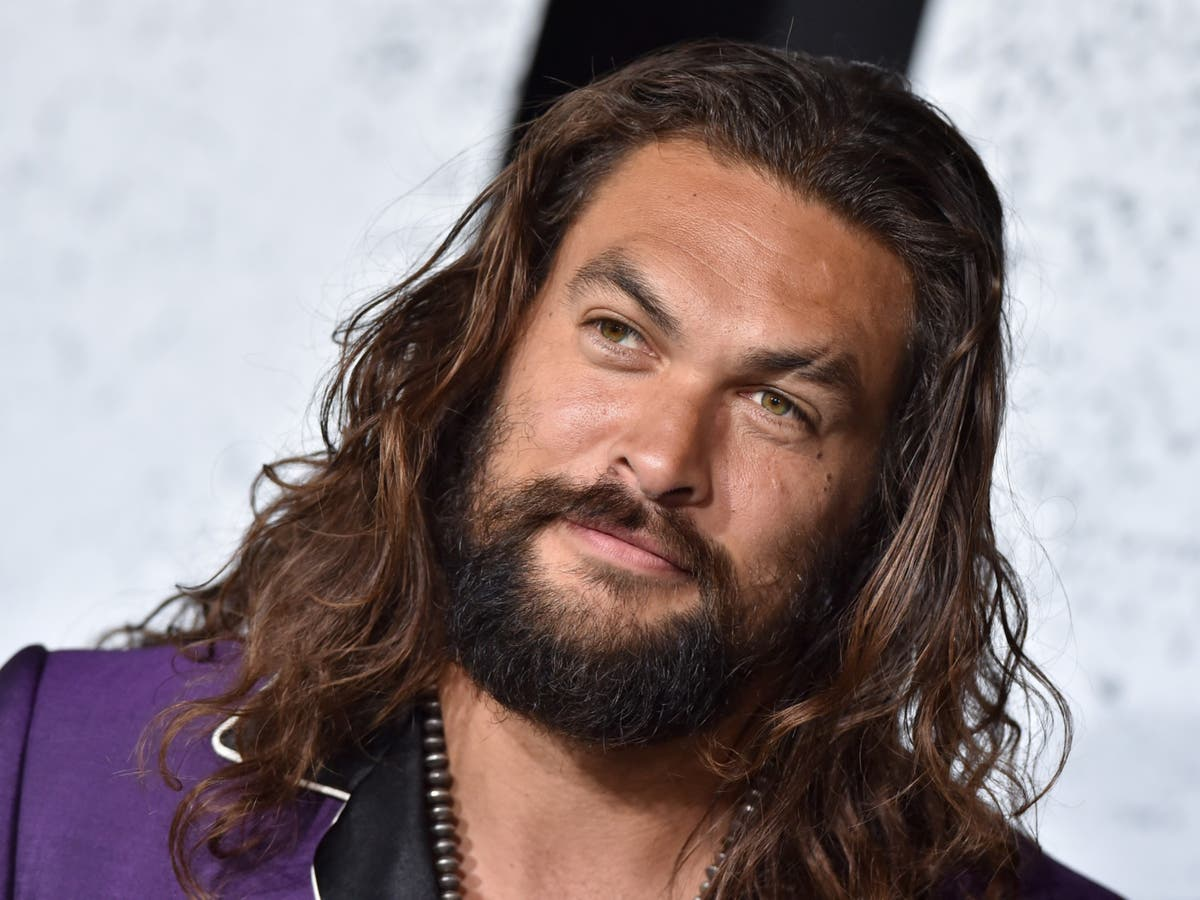 Jason Momoa teases first look of new Aquaman 2 costume on Instagram