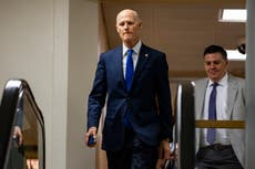 GOP senator Rick Scott suggests Biden be removed from office over Afghanistan withdrawal