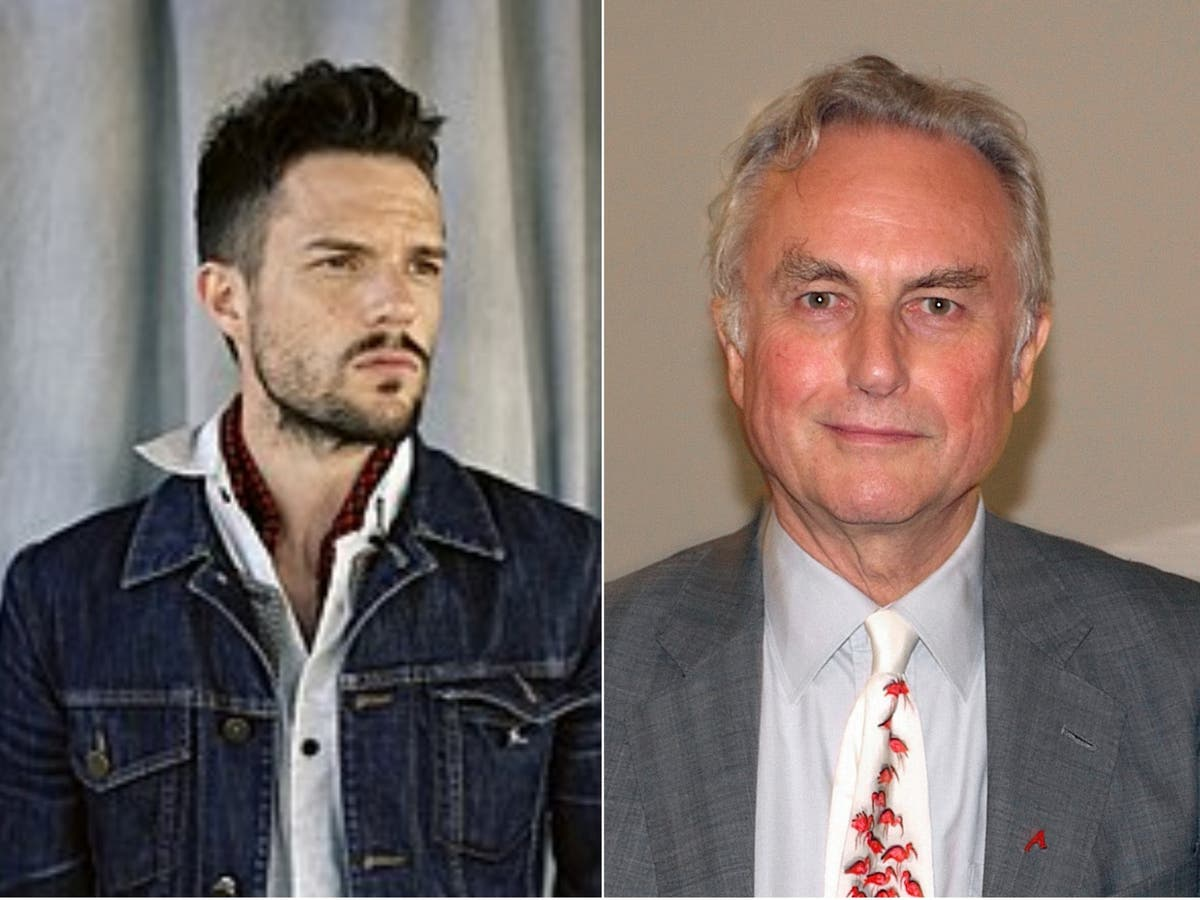 The Killers' Brandon Flowers remembers feud with Richard Dawkins