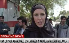 CNN hits back at Ted Cruz after he calls reporter 'Taliban cheerleader' over Afghanistan report