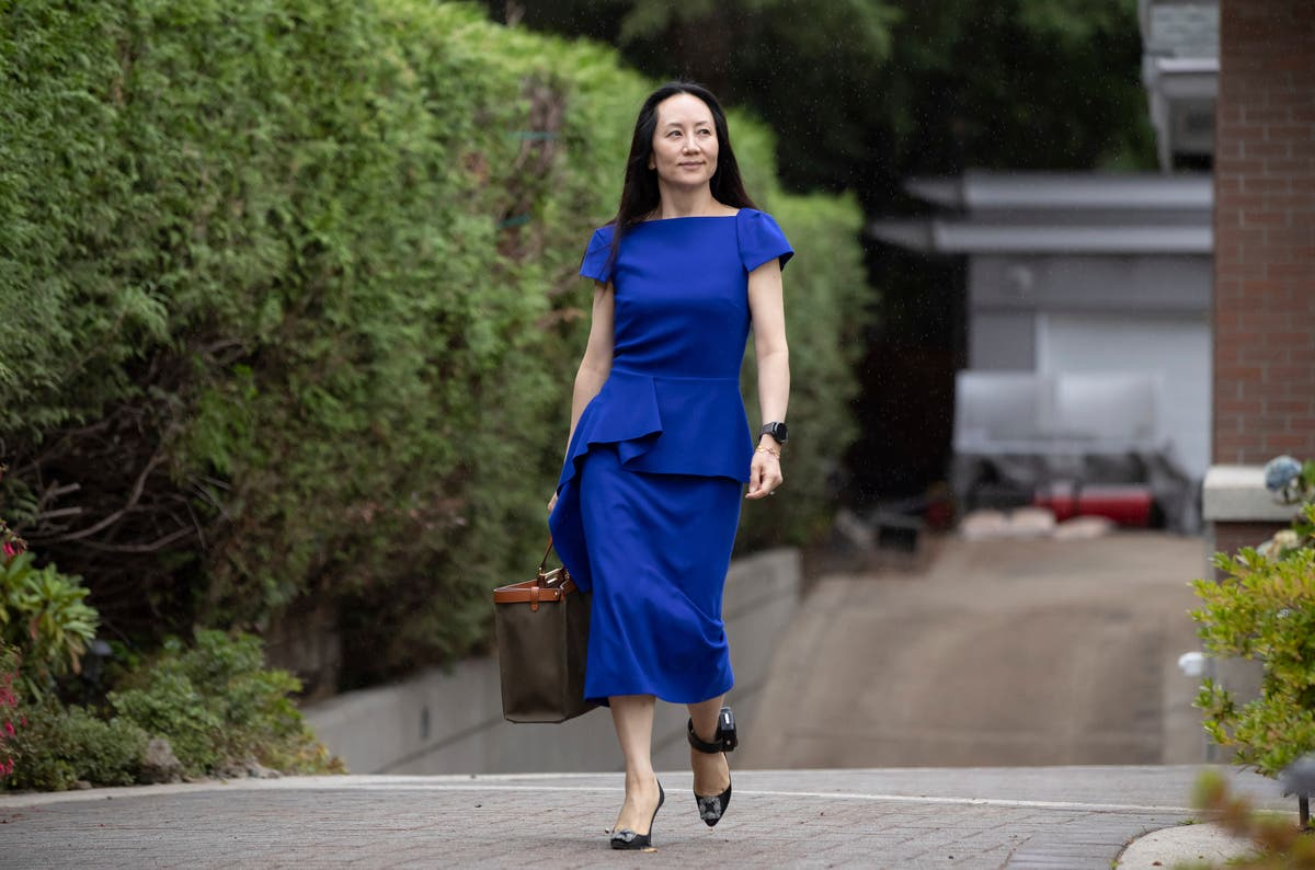 Huawei CFO's legal team resumes defense in Canadian court