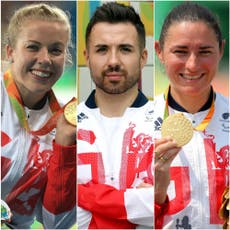 A closer look at the Britons who could strike gold at the Paralympics