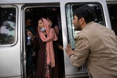 'Prisoners in homes': The women in Afghanistan barred from leaving home without a man