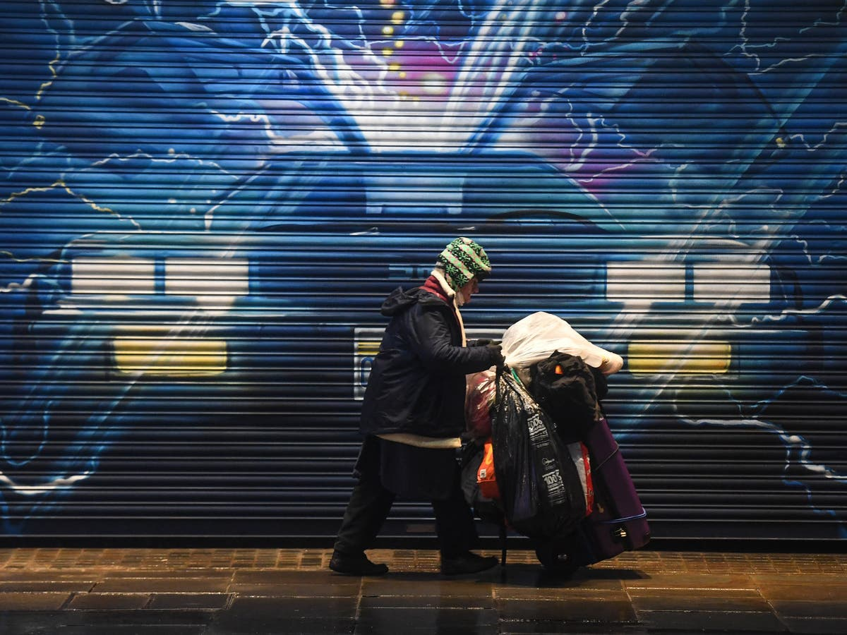 Banks under pressure to end homelessness 'postcode paradox'