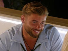 Love Island: Jake is 'not intelligent enough' to have a game plan with Liberty, according to his dad