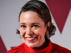 Landscapers: First look at Olivia Colman in husband Ed Sinclair's new true-crime drama