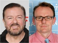 Ricky Gervais révèle les conseils que Sean Lock lui a donnés au début de sa carrière
