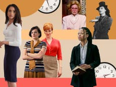 Working Girl: How film and TV sexed up women's office wear – and why it's time to make a change