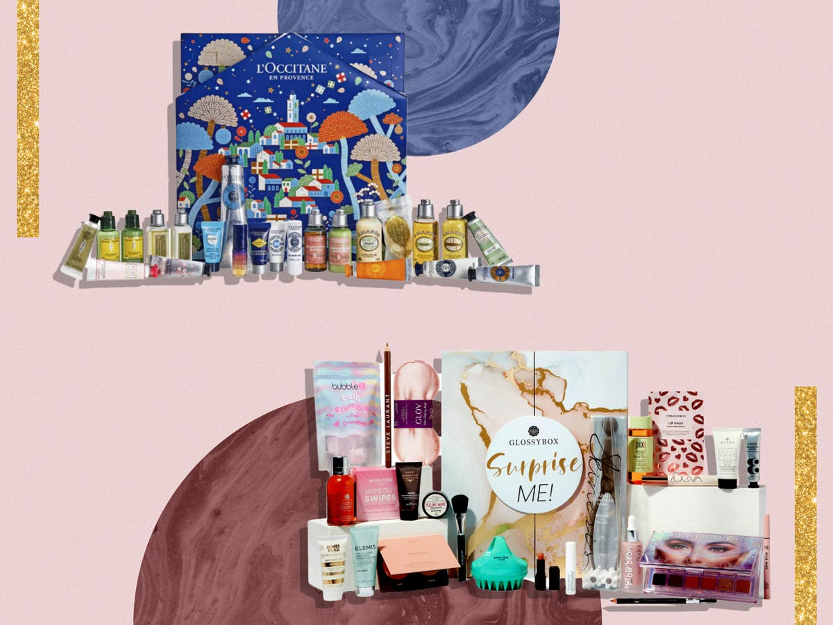 Beauty advent calendars are flying off the shelves - these are the ones to shop
