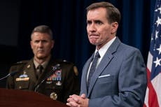 Pentagon seems to contradict the White House on Americans in Afghanistan unable to leave