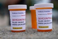 Ex-head of Purdue Pharma denies responsibility for opioid crisis