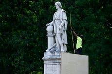 フィラデルフィアのコロンブス像は残ることができると裁判官が裁定