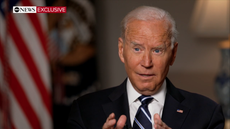 Biden brushes off chaotic Kabul airport scenes as 'five days ago' in defensive ABC interview