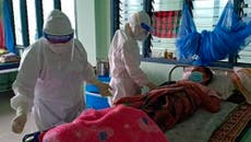 Ethnic health care systems strained in Myanmar amid pandemic