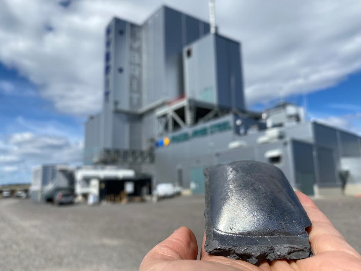 Swedish company makes world's first delivery of 'Green Steel' made without using coal