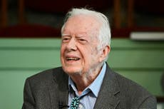 Jimmy Carter, trounced in 1980, gets fresh look from history