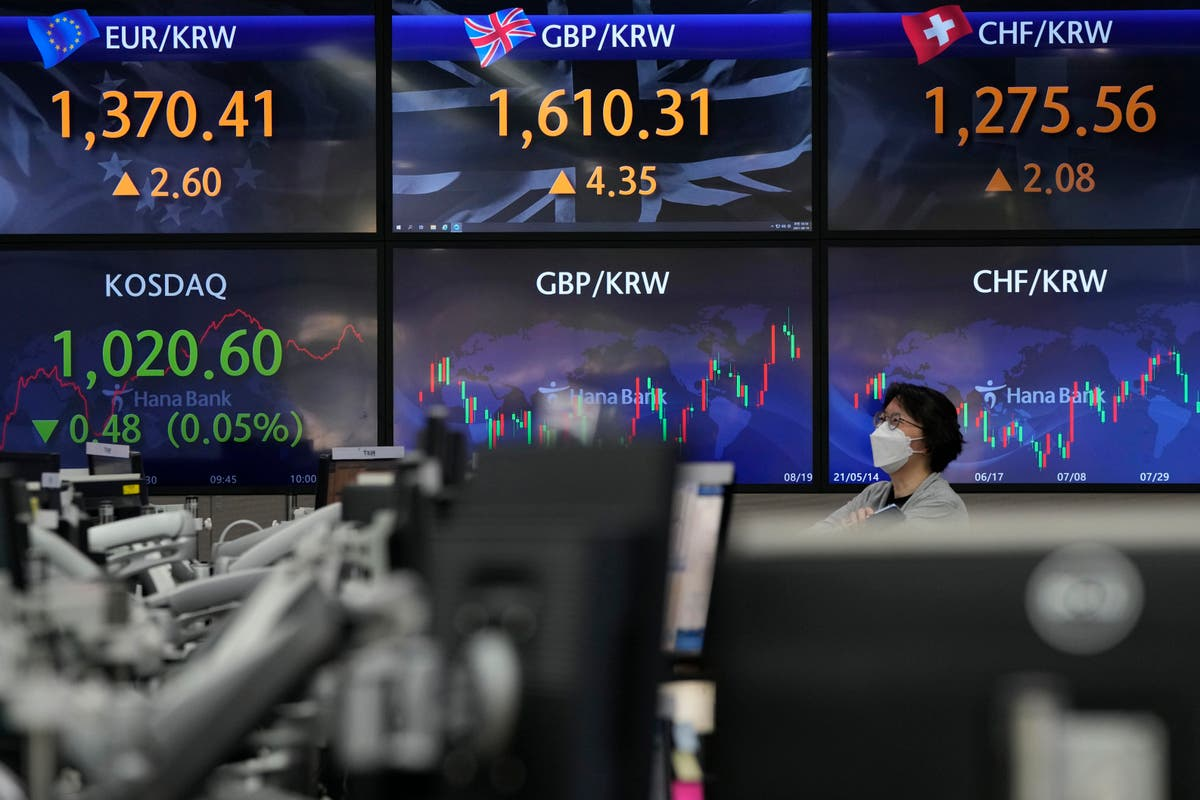 Asian stocks retreat on lack of direction from Fed, pandemic