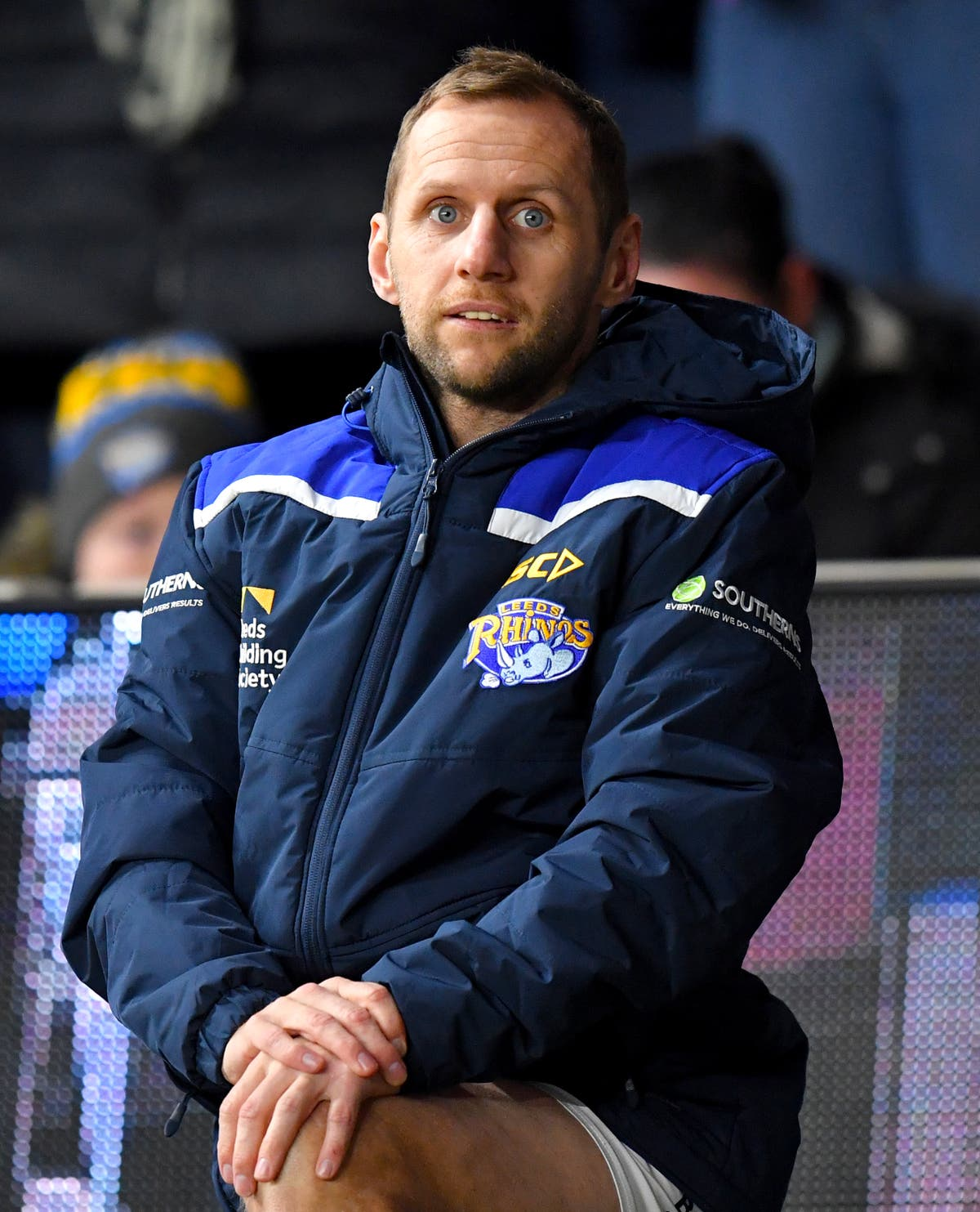 Lockdown accelerated his decline but Rob Burrow says MND 'picked on wrong guy'