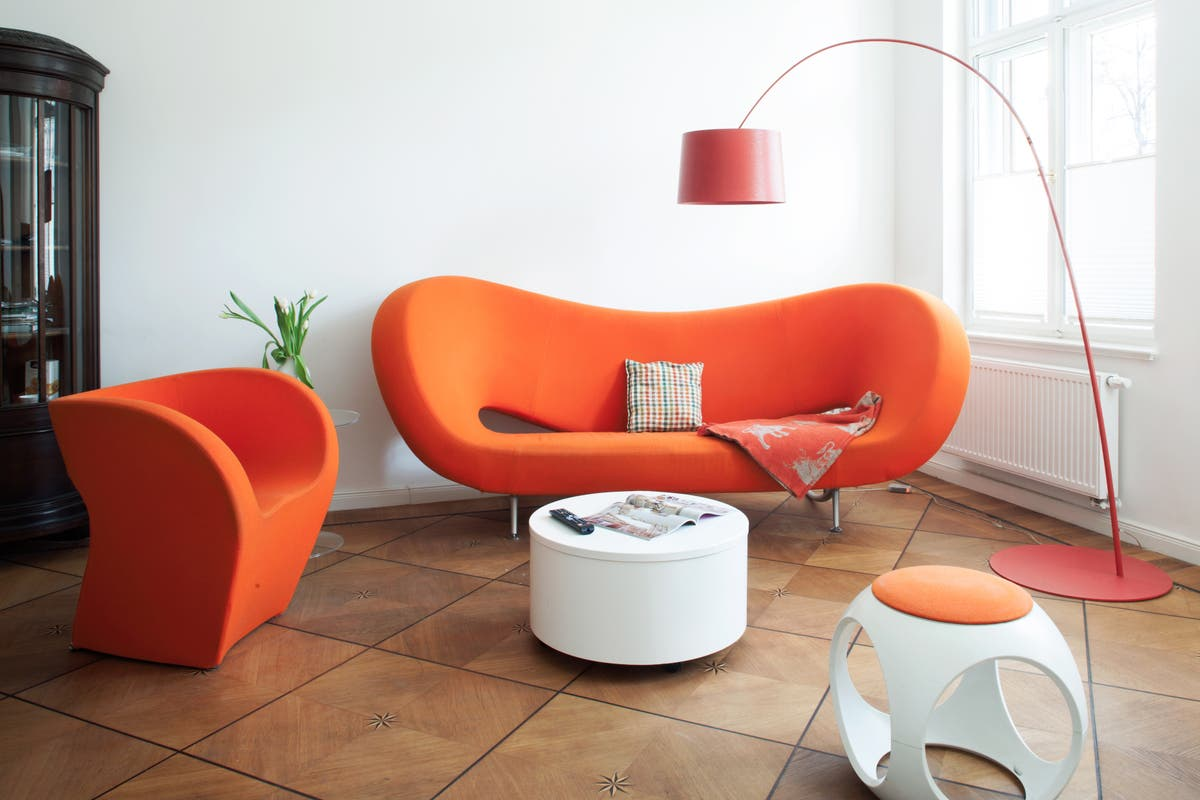 7 of the hottest interior design trends taking off right now