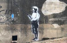 O conselho de Essex contrata segurança para proteger o mural no estilo de Banksy