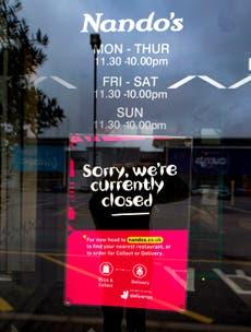 英国脱欧是快餐鸡肉短缺的罪魁祸首, 行业说