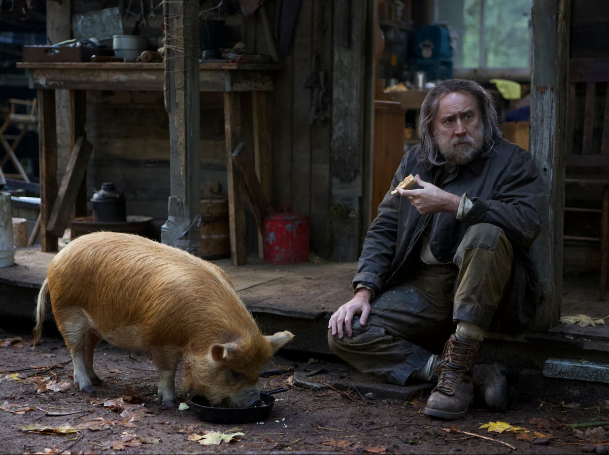 Nicolas Cage's terrific performance in Pig proves he's more than a meme – review