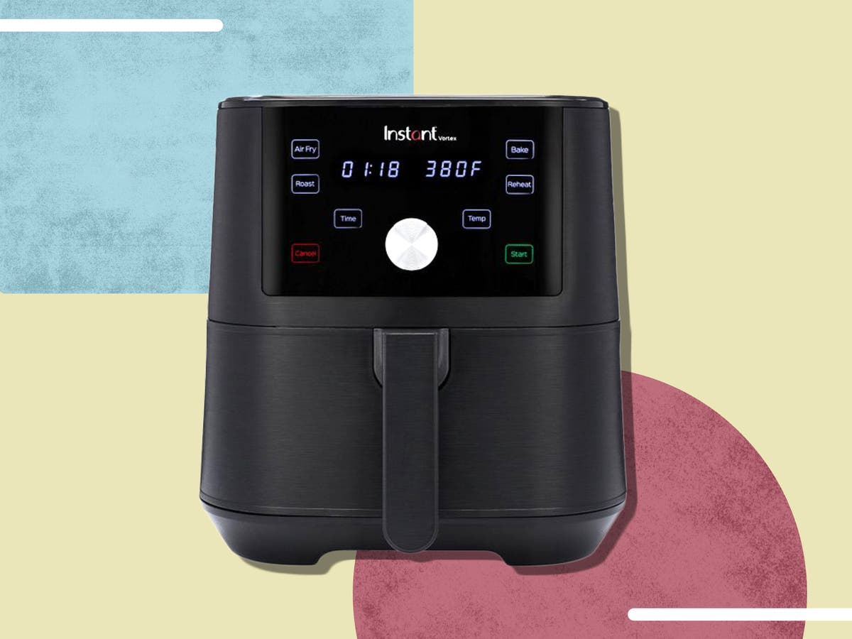 The Instant Vortex 4 in 1 air fryer is more than just chips