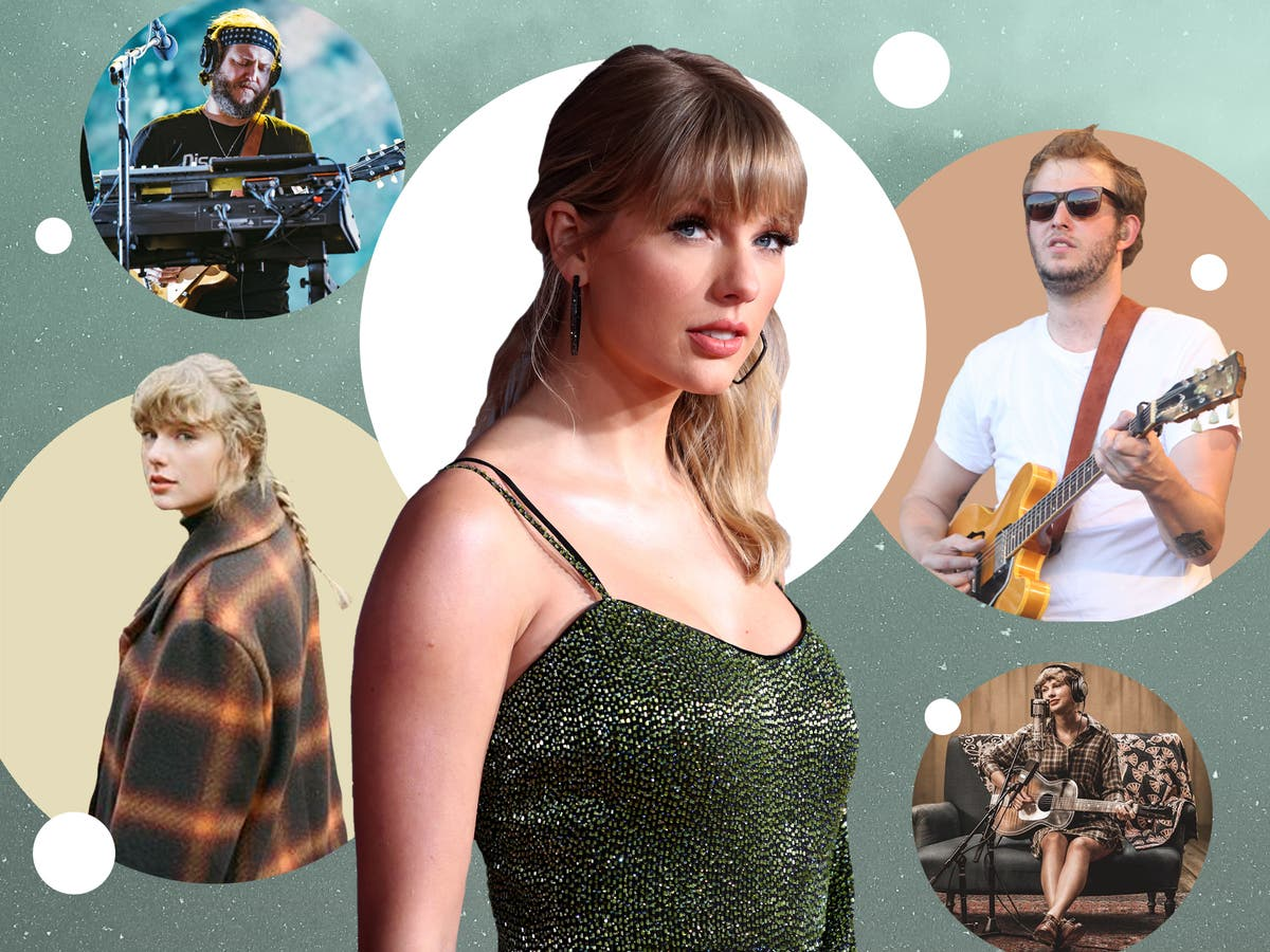 Justin Vernon and Taylor Swift – a pop friendship for the ages