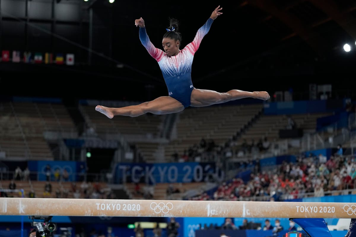 Simone Biles says she 'wouldn't change anything' about how Olympics played out