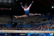 Simone Biles sê dat sy 'niks sou verander nie' oor hoe die Olimpiese Spele afgespeel het