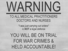 'Nazi b*****ds': GPs facing torrent of abuse and violence as patient frustration boils over