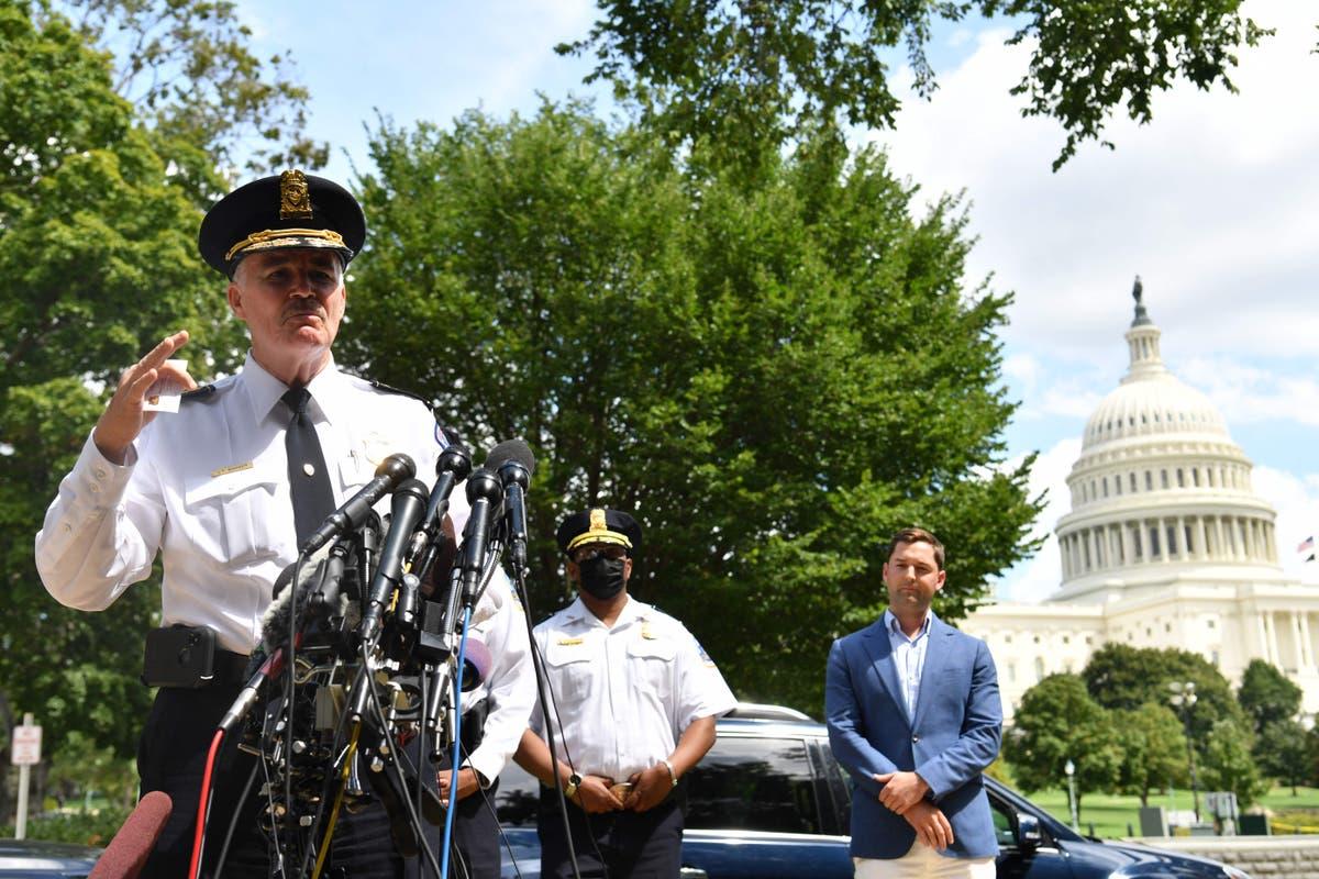 """DHS oppdaterte terrorbulletinen om nettoppfordringer om vold dager før """"bombe"""" -trussel"""