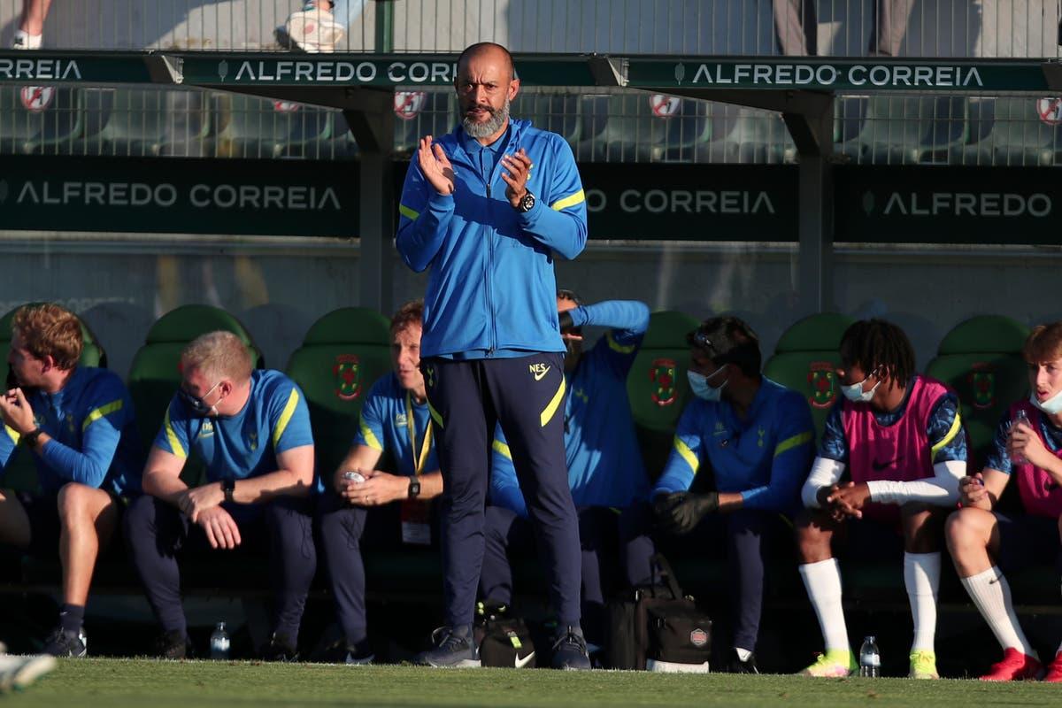 Nuno Espirito Santo admits loss at Pacos de Ferreira affects Tottenham mood