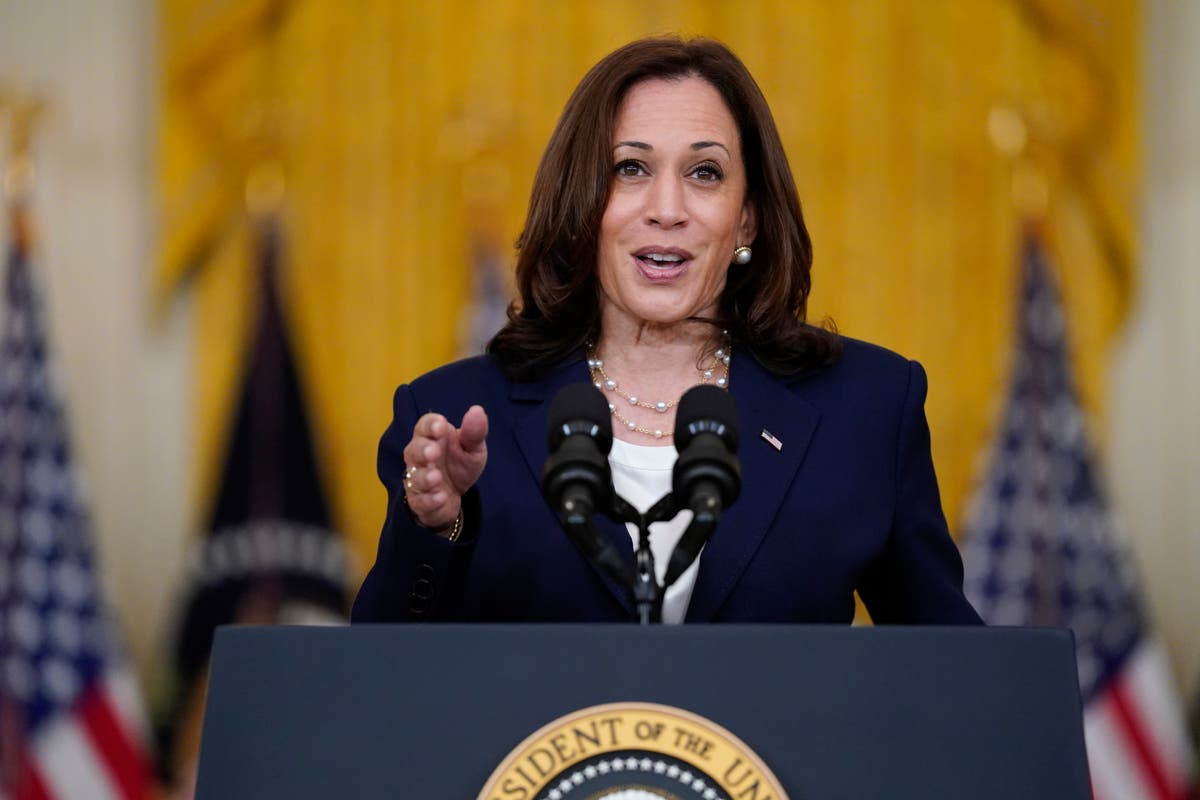 Kamala Harris hits out at China during Asia tour overshadowed by Afghan  criticisms