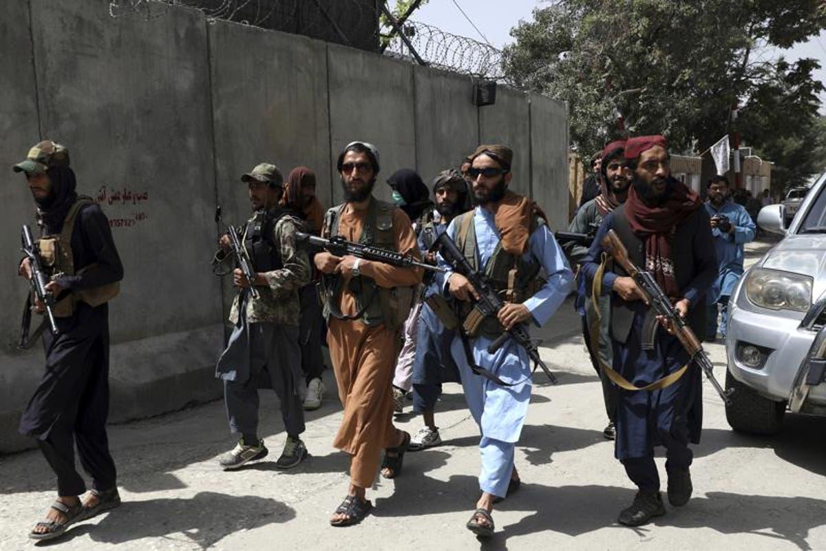 Taliban accused of 'massacring' Hazara men – live updates