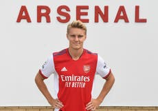 Transfer news LIVE: Arsenal sign Odegaard and Ramsdale, Chelsea make Chalobah decision and Kane latest