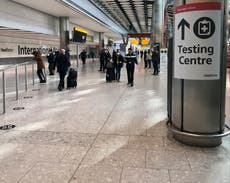 New Heathrow PCR departure tests deliver results in three hours
