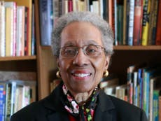 Eloise Greenfield: Author who wrote books to inspire black children