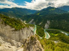 River deep, mountain high: what it's like to adventure around Europe's 'Grand Canyon' region