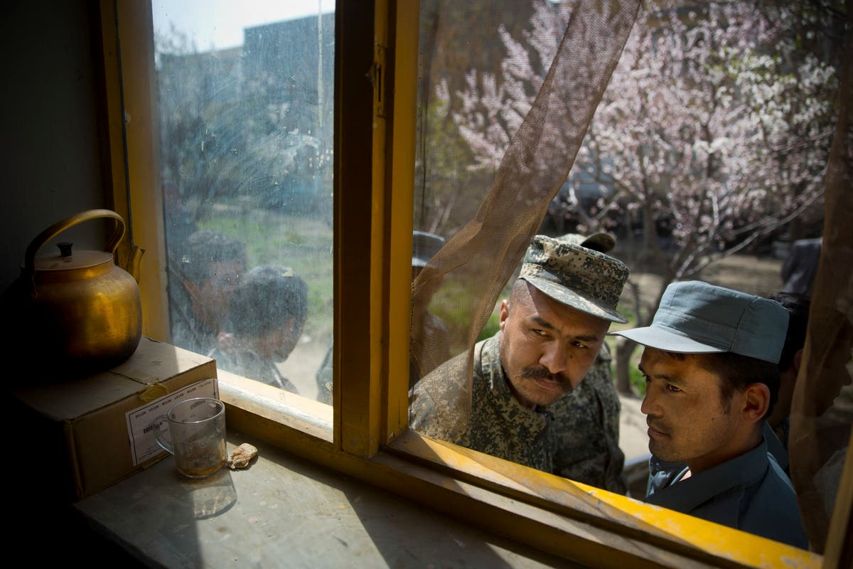 AP PHOTOS: Two decades of war and daily life in Afghanistan